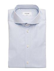 Eton - Cambridge-Collection-Super Slim fit - lina krekli - blue - 3