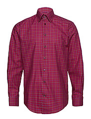 Red Check Shirt - PINK/RED