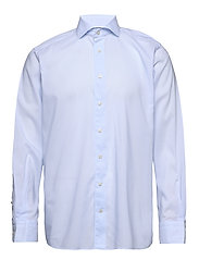 Micromodal shirt - Contemporary fit - BLUE