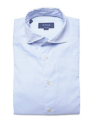 Eton - Micromodal shirt - Contemporary fit - business shirts - blue - 3