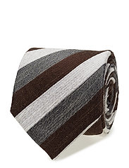 Ties - OFFWHITE/BROWN