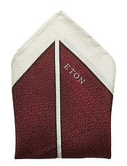 Pocket Square - PINK/RED