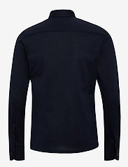 Eton - Polo shirt - long sleeved - basic shirts - blue - 1
