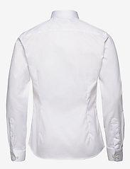 Eton - Royal twill shirt - peruspaitoja - white - 1