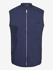 Zip-front Wind vest