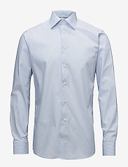 Eton - Poplin-Slim fit - business-paidat - blue - 0