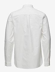 Eton - Poplin - Contemporary fit - basic skjorter - white - 4