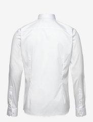 Eton - Signature Twill-Slim fit - peruspaitoja - white - 1