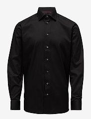 Cambridge-Collection-Contemporary fit - BLACK
