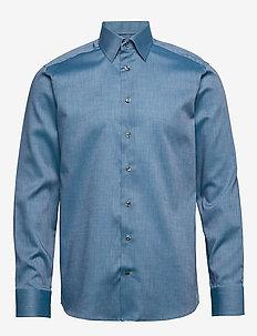 Lightweight Flannel Shirt - BLUE