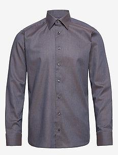 Lightweight Flannel Shirt - GREY