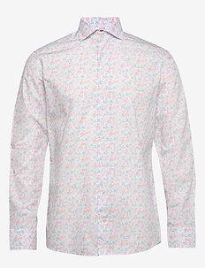 Flourishing shirt - soft - koszule casual - white