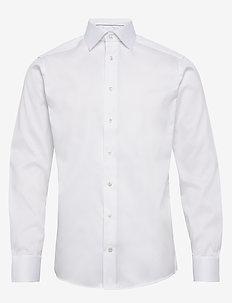 Royal twill shirt - basic shirts - white