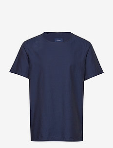 Eton T-shirt - basis-t-skjorter - blue