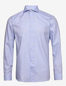 Twill shirt - podstawowe koszulki - blue