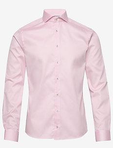 Royal twill shirt - basic shirts - pink/red