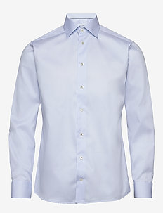 Royal twill shirt - peruspaitoja - blue