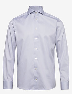 Royal twill shirt - peruspaitoja - grey