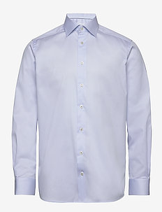 Royal twill shirt - basic overhemden - blue