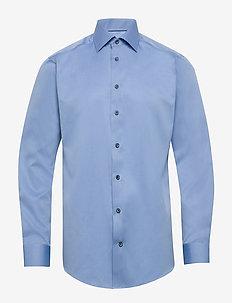 Signature Twill - basic skjorter - blue