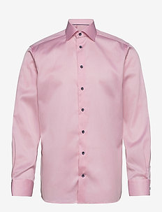 Signature Twill- Contemporary - basic skjorter - red