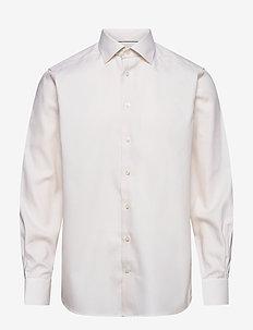 Twill- Contemporary - basic skjorter - offwhite
