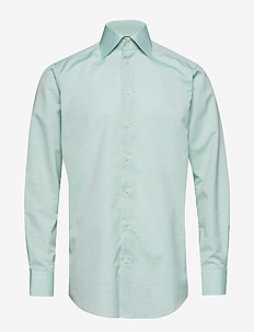 Poplin-Contemporary - GREEN