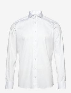Signature Twill-Slim fit - WHITE