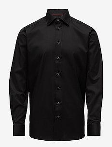 Cambridge-Collection-Contemporary fit - basic skjortor - black