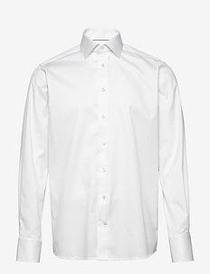 Cambridge-Collection-Contemporary fit - peruspaitoja - white