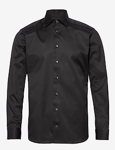 Cambridge-Collection-Slim fit - basic skjortor - black
