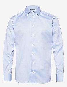 Cambridge-Collection-Slim fit - basic skjortor - blue