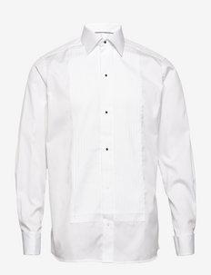Savoy-Evening-Contemporary fit - peruspaitoja - white
