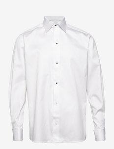 Palladium-Evening-Contemporary fit - peruspaitoja - white