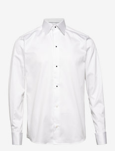Palladium-Evening-Slim fit - peruspaitoja - white