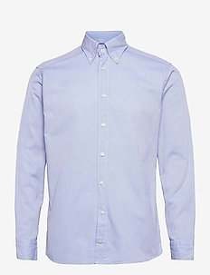 Royal oxford shirt - blue