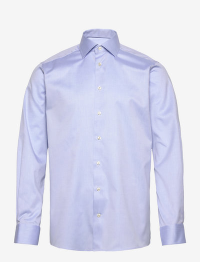 Cambridge-Collection-Contemporary fit - oxford-paidat - blue