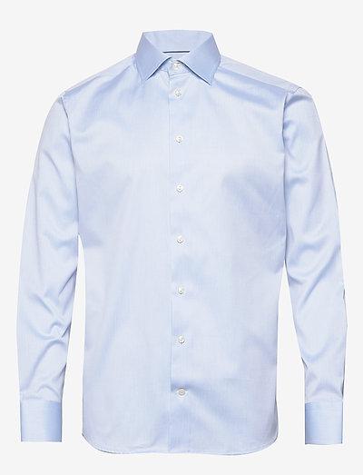 Cambridge-Collection-Slim fit - chemises de lin - blue