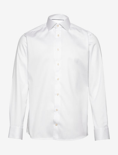Cambridge-Collection-Slim fit - oxford-paidat - white