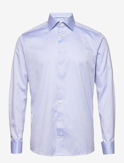 Signature Twill-Slim fit - chemises oxford  use default - blue