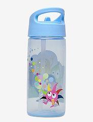 Euromic - BABBLARNA water bottle - vannflasker - blue - 1