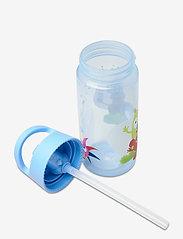 Euromic - BABBLARNA water bottle - vannflasker - blue - 3