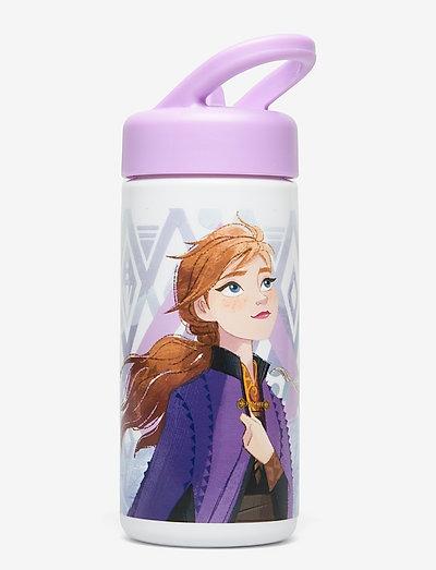 FROZEN sipper water bottle - wasserflaschen - white
