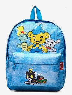 BAMSE backpack - backpacks - blue