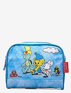 BAMSE wash bag - pennfodral - blue