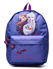 FROZEN 2 backpack - PURPLE