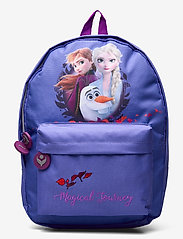 Disney Frozen - FROZEN 2 backpack - backpacks - purple - 0