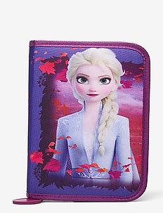 FROZEN 2 filled single decker - pennfodral - purple