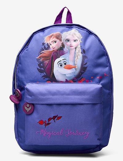 FROZEN 2 backpack - rucksäcke - purple