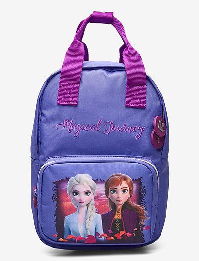 FROZEN 2 small backpack - rucksäcke - purple